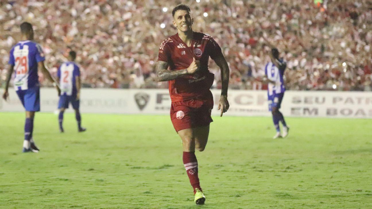 Náutico conquistou o acesso à Série B ao vencer o Paysandu nos pênaltis