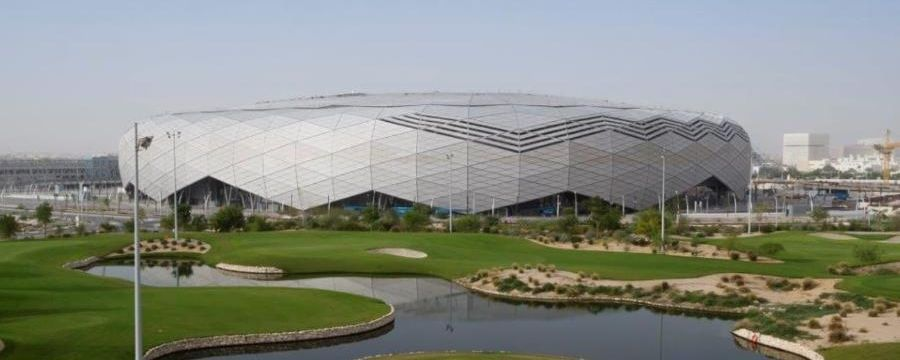 Estádio Education City, em Doha, no Catar