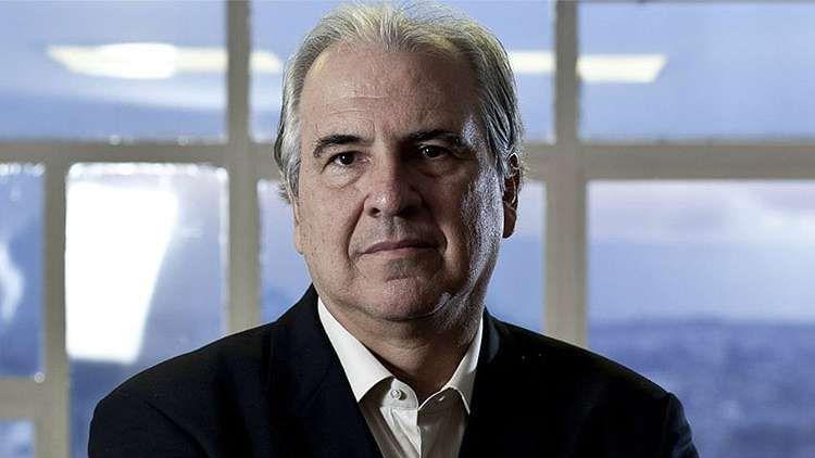 Rubens Menin, dono da MRV e parceiro do Atlético-MG