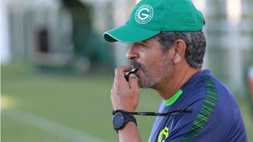 Ney Franco é o treinador do Goiás