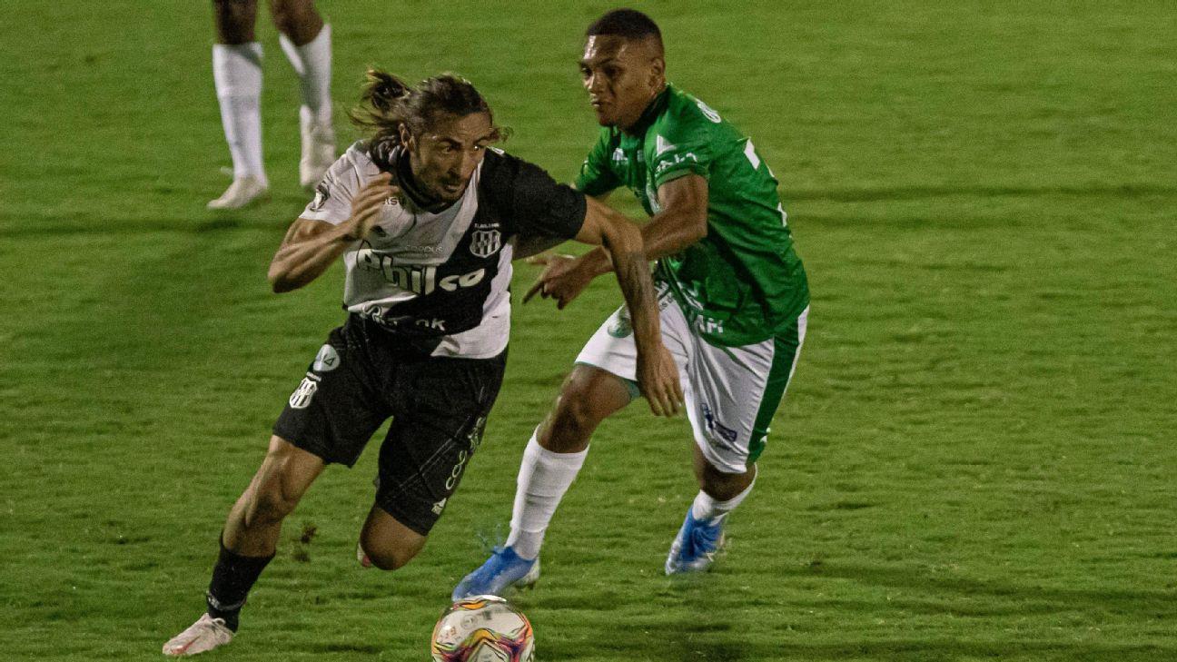 Guarani e Ponte Preta disputaram o dérbi de número 198 no Brinco de Ouro da Princesa