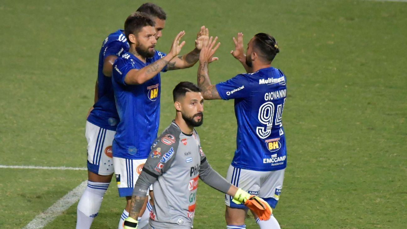 Rafael Sóbos marcou golaço sobre o Operárop-PR na Série B