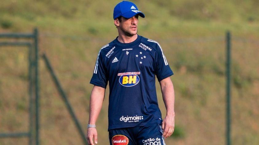 Belletti será o novo auxiliar fixo da comissão técnica do Cruzeiro