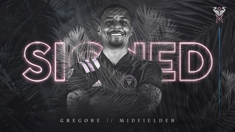 Inter Miami anunciou a contratação do volante Gregore, do Bahia