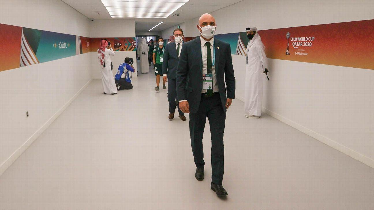 Presidente Mauricio Galiotte apontou o calendário como grande problema da atuação da equipe no Mundial