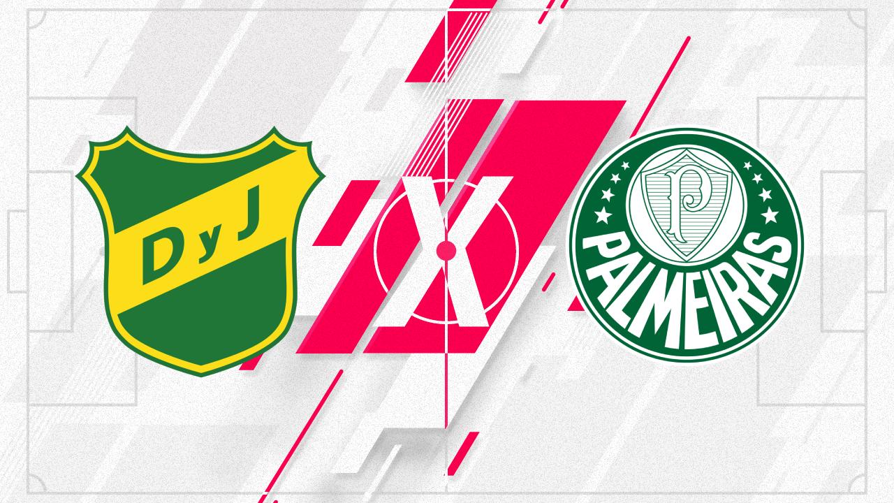 Defensa y Justicia x Palmeiras em tempo real