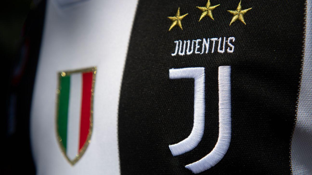O escudo da Juventus