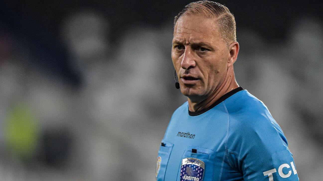 Nestor Pitana comandará o clássico entre São Paulo e Palmeiras