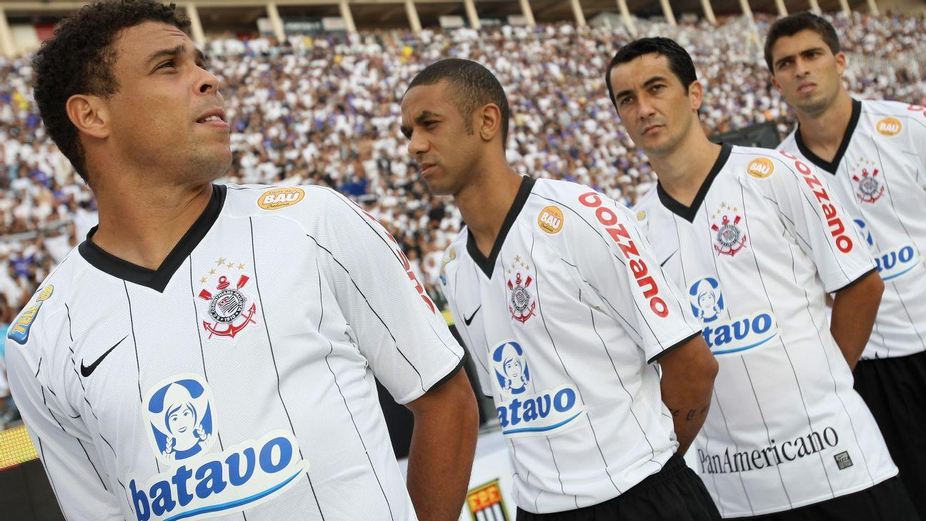 Equipe do Corinthians em 2009